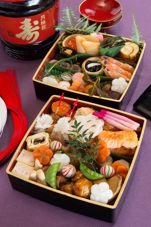 โอเซชิ บ๊อกซ์ (Osechi Box)