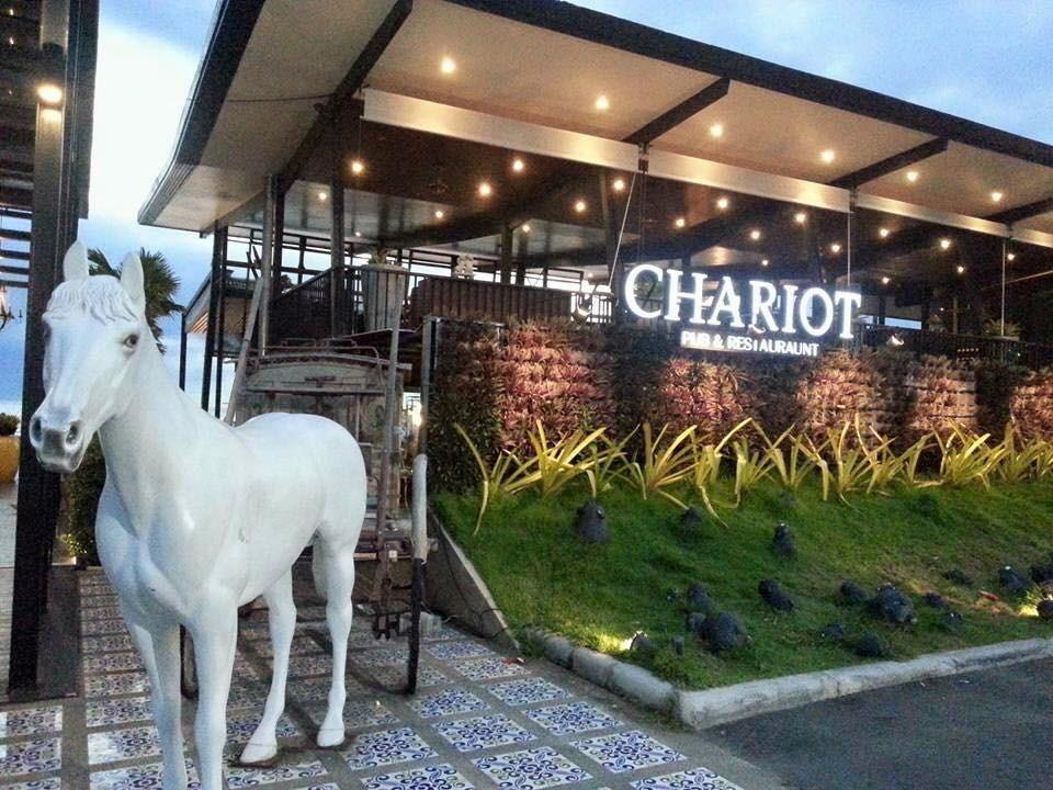 ผลการค้นหารูปภาพสำหรับ CHARIOT Pub & Restaurant